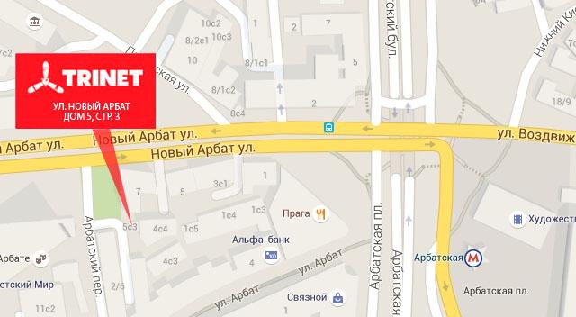 Карта проезда Яндекс.Карты